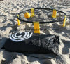 OEM High Quanlity Combo Meal Outdoor Beach Spikeball Game