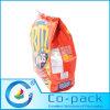 Aluminum Foil Material Bottom Block Bag for Protein Powder Packaging