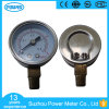 63mm Ss Case Brass Internals 4kg Pressure Gauge
