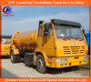 Heavy Duty Factory Direct Sell 4*2 Shacman Sewage Suction Truck