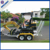 1.8t Mini Excavator Hydraulci Crawler with Imported Core Parts