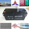 High Quality Rechargeable Solar Battery (12V150AH)