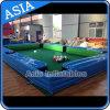 Inflatable Snookball Game/Inflatable Billiards Table Football Snooker