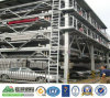 Prefabricated Steel Parking Lift Frame