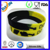 100% Non-Toxic OEM Merry Christmas Silicone Bracelets