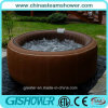 Freestanding 2 Person Outdoor SPA Bathtub (pH050010 Brown)