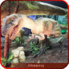 Dinosaur Exhibition Customized Animatronic Dinosaur