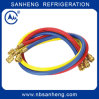 Three Colour Air Conditioner Charging Hose