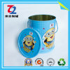 Cylindrical Tin Can for Cookie