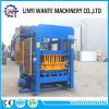 Hydraulic Automatic Cement Concrete Hollow Paver Brick Block Making Machine for Sale in Philippines