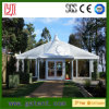 Customized White Hotel Aluminum Frame Party Tent with Glass Wall