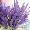 Artificial Lavender Centerpiece Wedding Bouquet Silk Artificial Lavender Flower