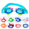 Kids Colorful Printing Children's Swimming Goggles