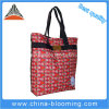 Lady Fashion Polyester Leisure Tote Shopping Shoulder Carrier Bag