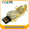 Full Capacity Diamond Jewelry USB Flash Drive with Premium Quality 8GB-16GB (ES266)