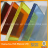 Resistant Cast Acrylic Plastic Sheet for Bending/Cutting/Engraving Plexiglass Sheet