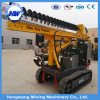 Photovoltaic Piles Driving Machine with Solar Station