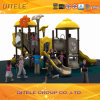 Veggie House Kids Outdoor Playground Equipment with Slide (2014SG-16001)
