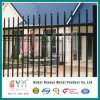Welded Steel Picket Fence/Ornamental Iron Fence /Garrison Fence Panel