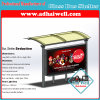 Glass Bus Shelters with All Architecture and Design Manufacturers