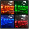 12X12W RGBWA+UV 6in1 LED Battery Wireless PAR Spot Light Wedding Party