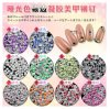 3mm Nail Art Decoration Round Silver Gems Stone
