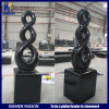 Shanxi Black Granite Eternity Headstone Factory