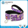 Customized Portable Adjustable Polyester Woven Casual Pet Leash