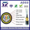 24cores All Dieletric ADSS Aerial Optical Fiber Cable in Power Line, G652. D Single Mode-G