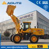 2.2ton Capacity Compact Wheel Loader Shovel Loader