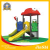 Animal World Series Children Outdoor Playground, Plastic Slide, Amusement Park GS TUV (DW-012)