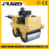 Furd High Quality Double Drum Steel Wheel Mini Vibratory Roller (FYL-S600C)
