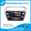 Car Audio for Peugeot 301/Elysee with GPS Bt Radio TV iPod Aux (TID-7517)