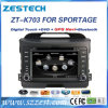 Wince6.0 System Car DVD Player for KIA Sportage