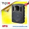 HP15 (CE, RoHS) Mini Plastic Speaker Box