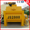 Js2000 Heavy Duty Forced Type Concrete Mixer