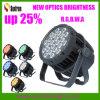 Outdoor LED Stage PAR Light 24X18W RGBWA+UV