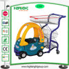 Plastic Metal Supermarket Kids Children Shopping Cart