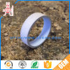 Thin Wall Thickness White Color Raw Material Rubber Bushing