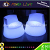 Modern Design Colorful LED Chair for Bar with CE (PLT-FC016)