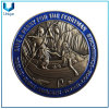 Custom Your Design, High Quality Ferryman Challenge Coin in Antiquetwo Tone, Franklin County Sheriff Coin