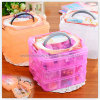 Three Layer Detachable Jewelry Accessories Storage Box Organizer 16.3X15X13cm