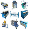 HVAC Duct Forming Machine for Air Ventilation Pipe Tube Making