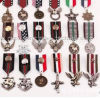 OEM Hot Sale Classical Costume Lapel Medal Badge