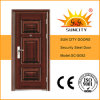 2016 New Design High Quality Steel safety Door (SC-S082)
