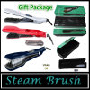 Steam LCD Display Hair Straightener Brush
