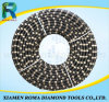 High Level Quarry Diamond Wire Saw for Stone