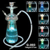 All Glass Fumo Wholesale Electric Hot Selling Hookah with LED