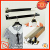 Metal Wall Mount Clothes Display Rack
