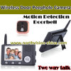 3.5inch 2.4G Wireless Video Door Phone